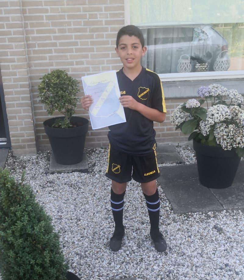 Junaid El Baghdadi naar NAC Breda