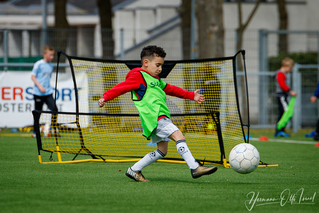 TSC Voetbalclinics 3 en 10 april (jeugd tot en met 12 jaar)
