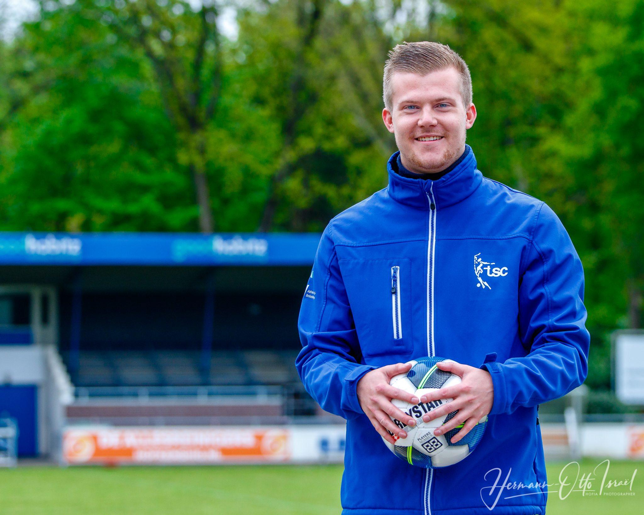 Niels van Dongen - nieuwe trainer JO15-1