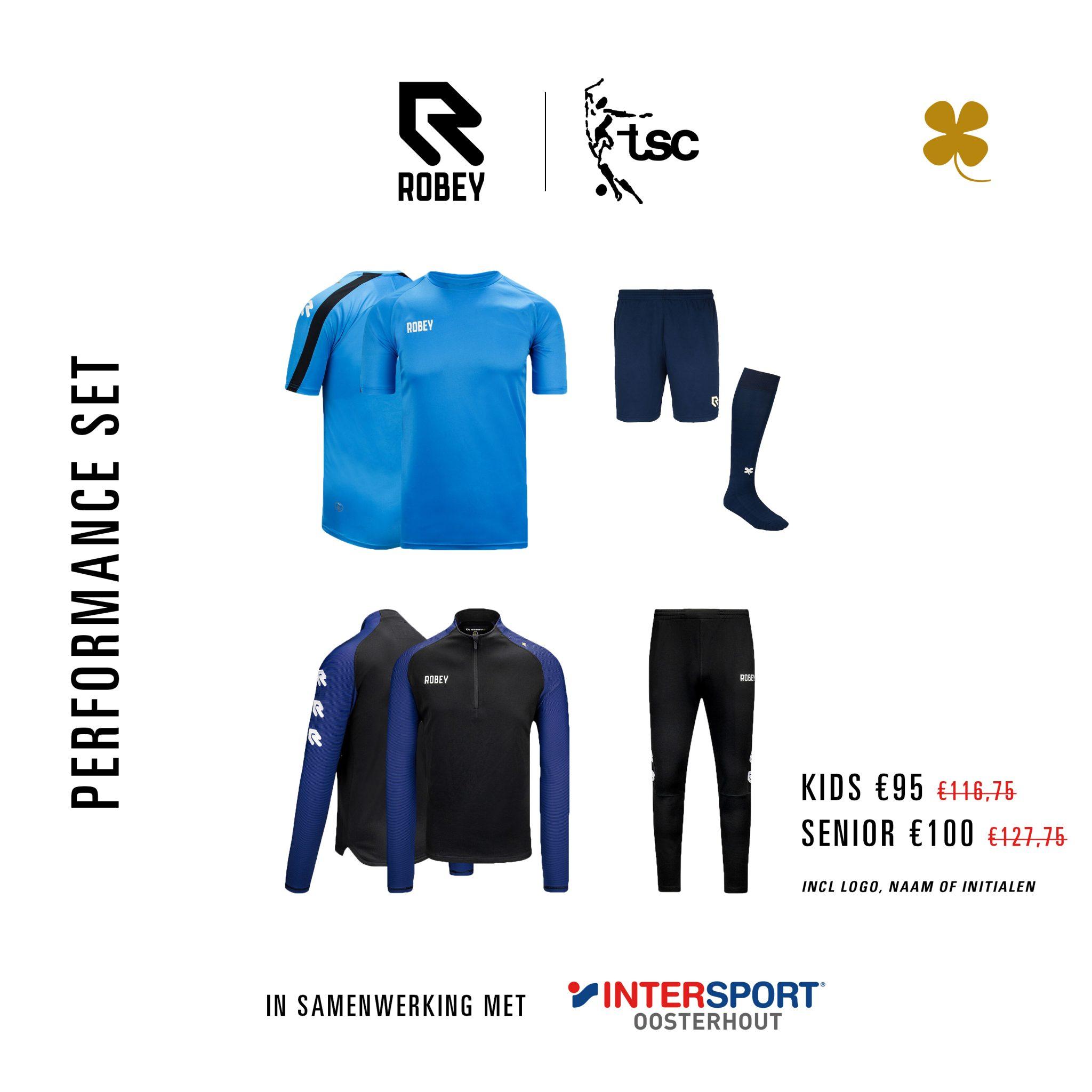 Mooie Intersport aanbiedingen voor TSC'ers