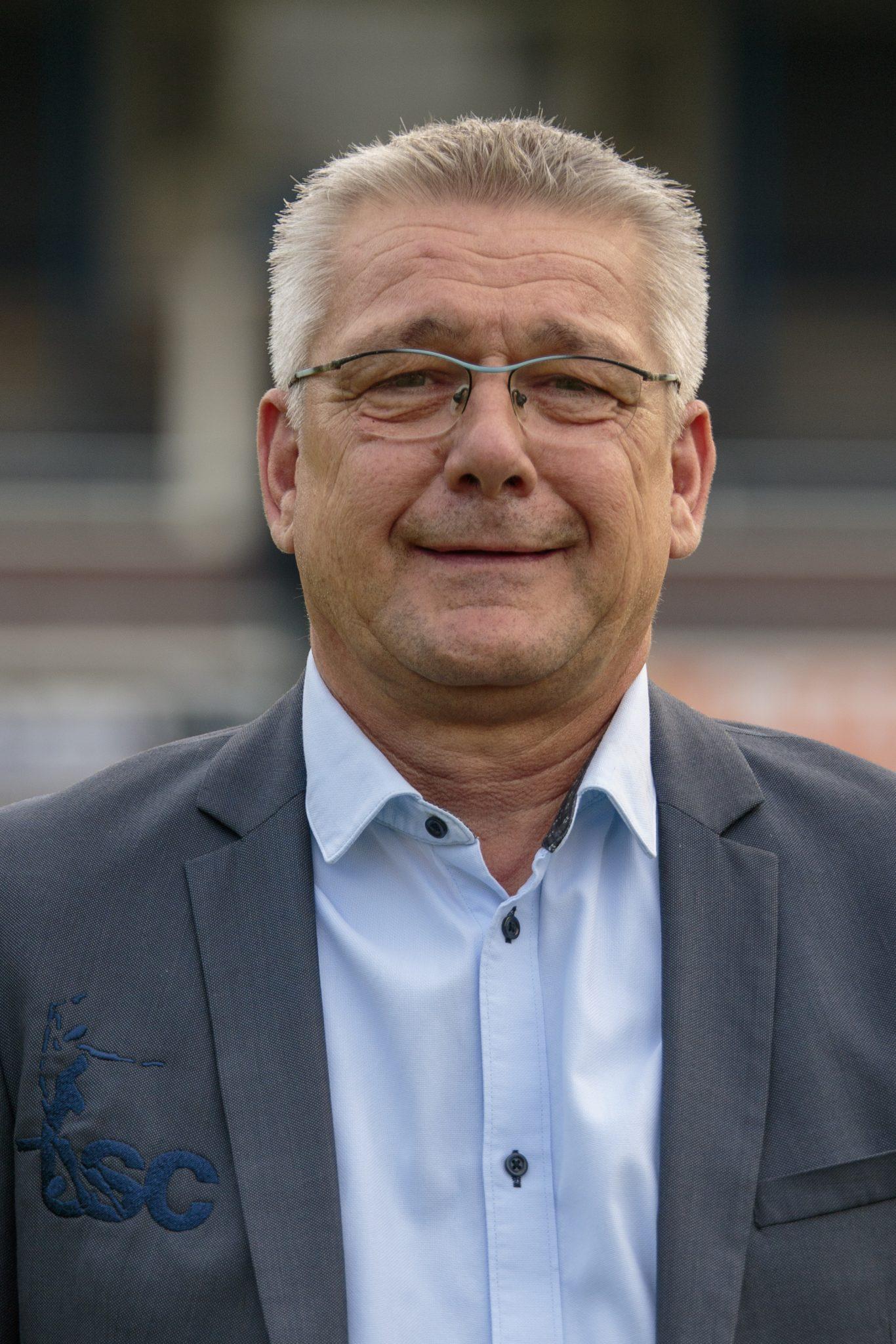 Marc Steevens neemt het stokje over van John van den Elshout