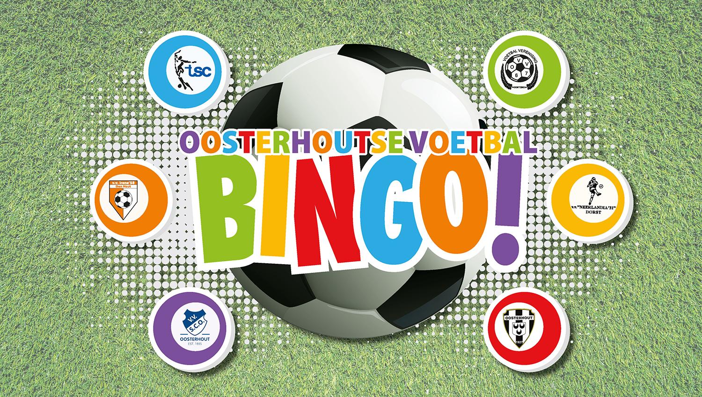 Eerste Oosterhoutse Voetbalbingo gaat van start!